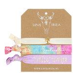 Hello Summer Love Ibiza elastiekjes