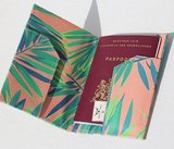 Paspoort hoesje palm
