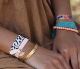 Snake bracelet gold