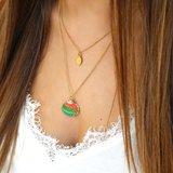 Necklace rainbow