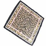 Scrunchie scarf leopard classic_