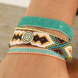Armband Aztec orange_