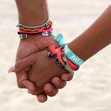 Es Vedra armband couple