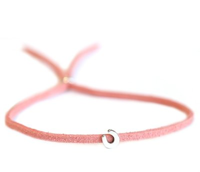 Armband For good luck - coral