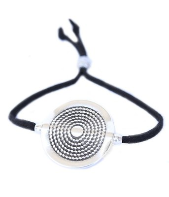 Armband Mandala black