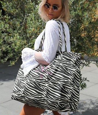 Zebra schoudertas