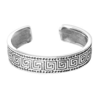 Midi pink ring Amaze (echt zilver)