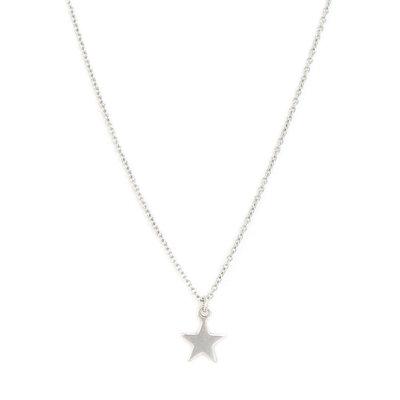 Ketting Star silver