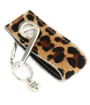 Sleutelhanger luipaard