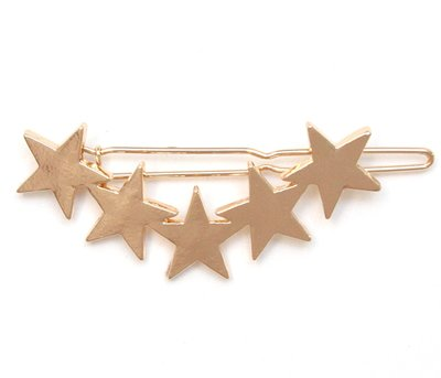 Star clip gold
