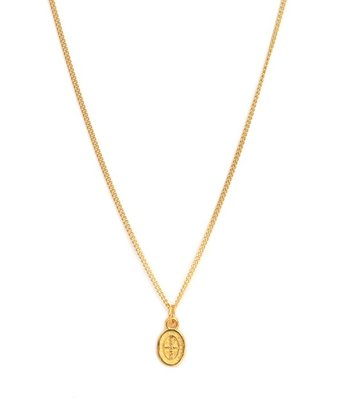 Ketting Faith gold