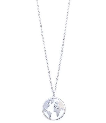 Ketting Earth silver