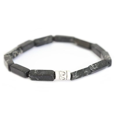 Beachlife Armband zwart