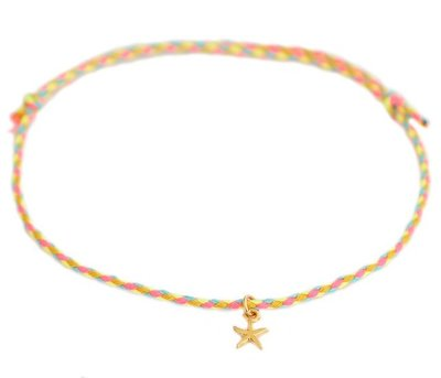 Anklet Beach03 - (incl. giftbag)