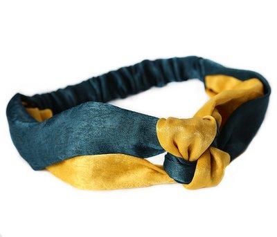 Haarband Retro silk