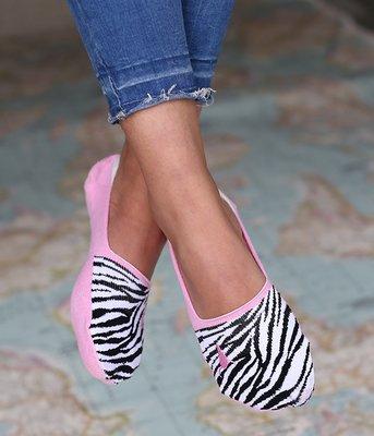 Sneakersok Zebra