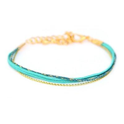Armband fine Emerald