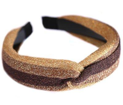 Haarband Goldy