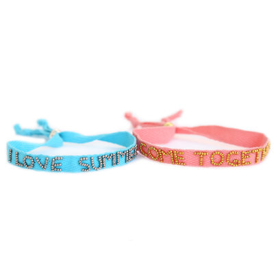 Armbanden Love Summer