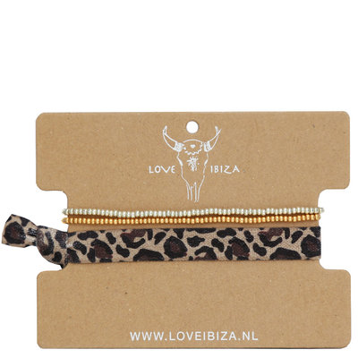 Leopard chic set