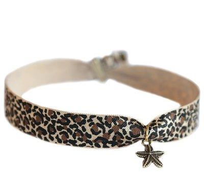 Enkelbandje luipaard Starfish
