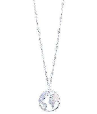 Ketting Earth silver