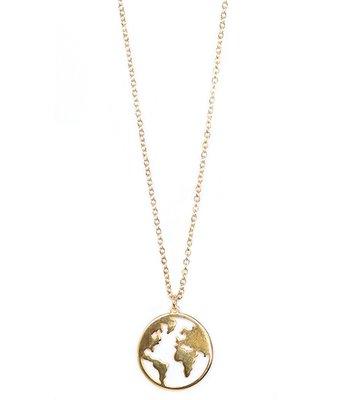 Ketting Earth gold
