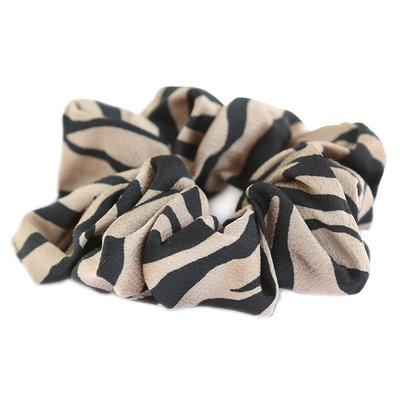 Scrunchie zebra