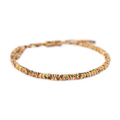 Buddhist bracelet multi