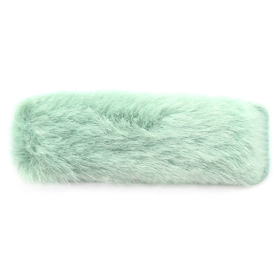 Haarclip fluffy mint