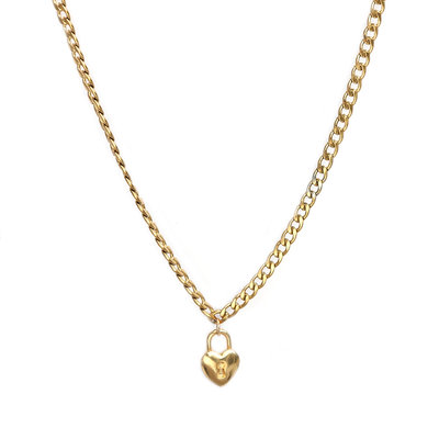 Ketting chain heart