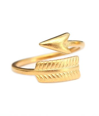 Ring - Arrow gold