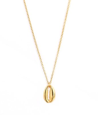 Ketting golden shell