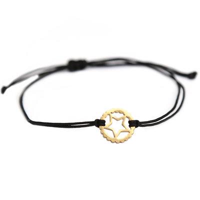 Armband gold star