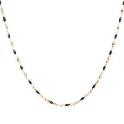 Ketting little chain black