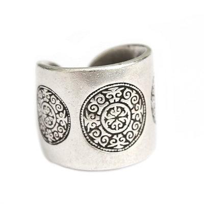 Ring seal silver