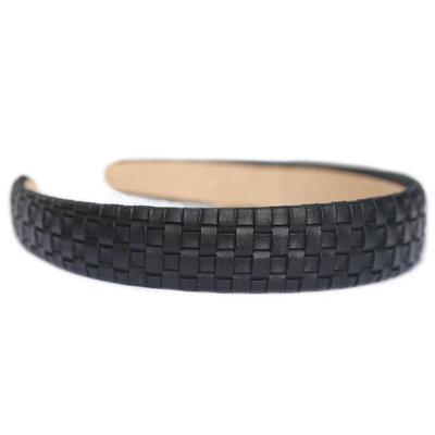 Haarband braided black