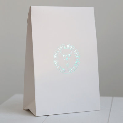 Luxe paper gift bag