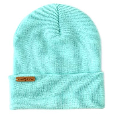 Beanie mint turquoise