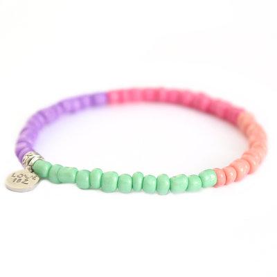 Inca pastel armband