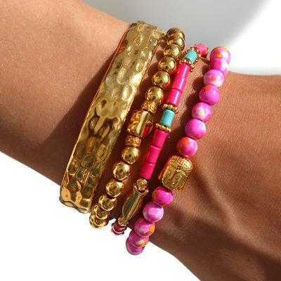 SET - Pink buddha