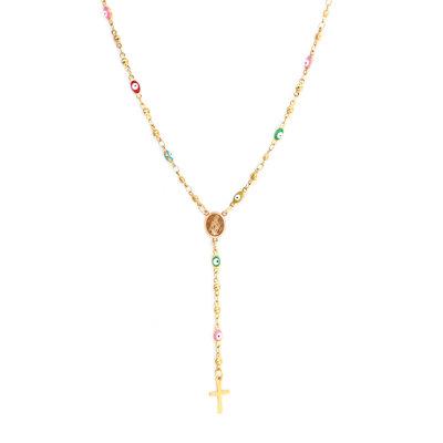 Ketting rosary faith