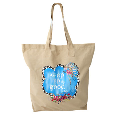 Bag Keep up the good vibes