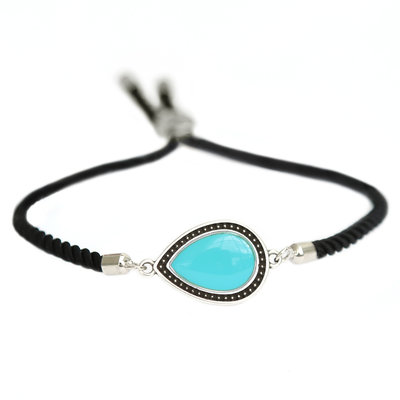 Armband Versailles turquoise silver