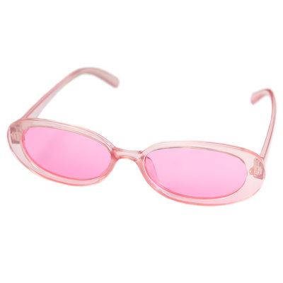 Zonnebril boho pink