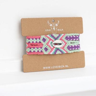 Armband cotton Aloha