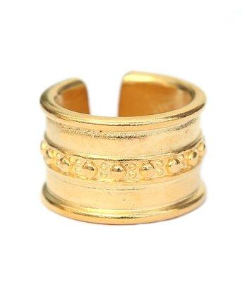 Ring Warrior gold