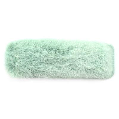 Haarclip fluffy mint