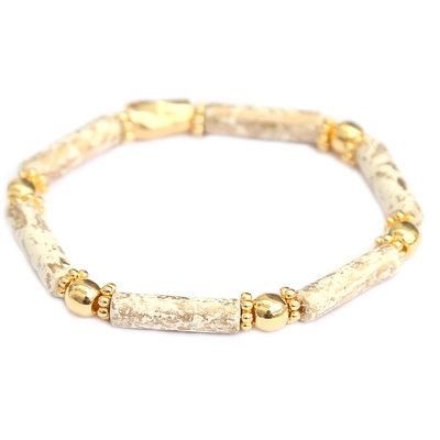 Armband Tuscany white gold