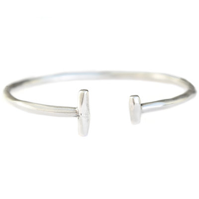 Armband tribe silver